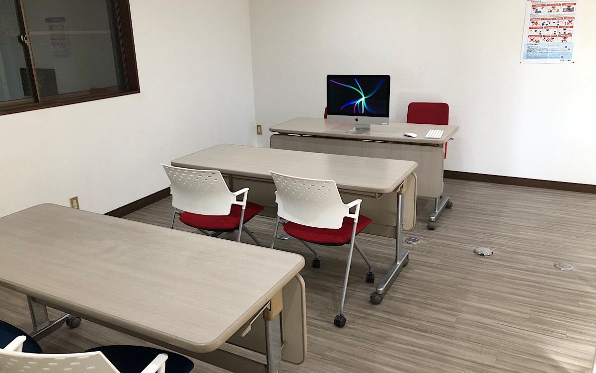 DSJ中目黒校の座学の教室の画像