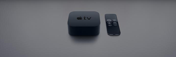 アップルTVの画像